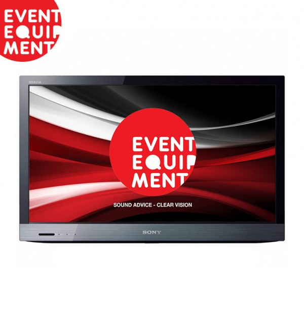 40inch-Sony-Screen-Hire