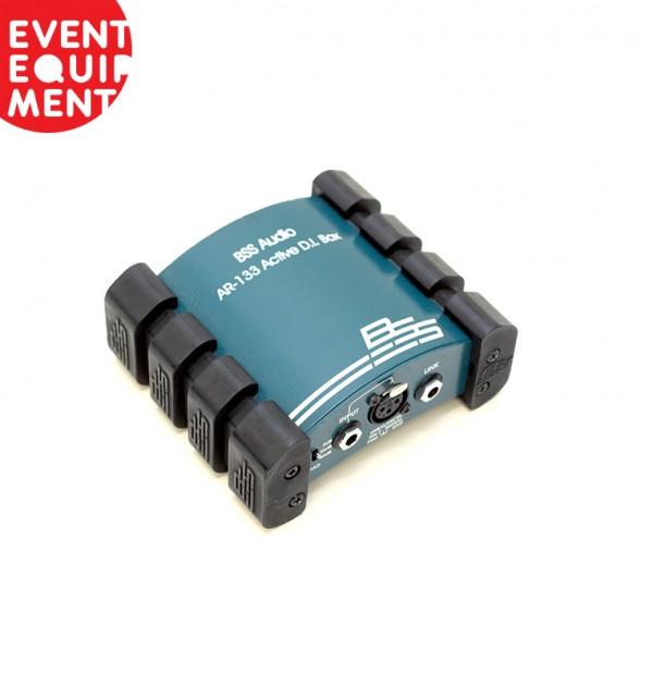 DI Box BSS Audio AR-133 2