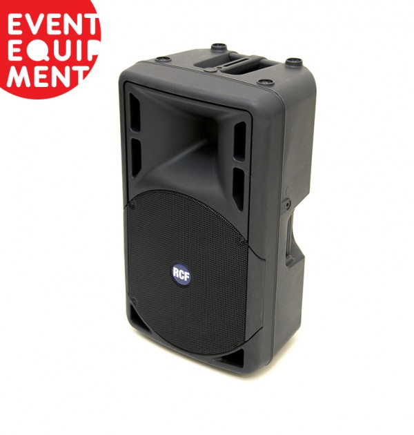 Hire RCF 315 Powered speaker