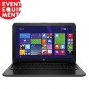 Laptop-Hire-Melbourne-Sydney-HP250-front