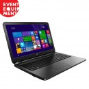 Laptop-Hire-Melbourne-Sydney-HP250-side