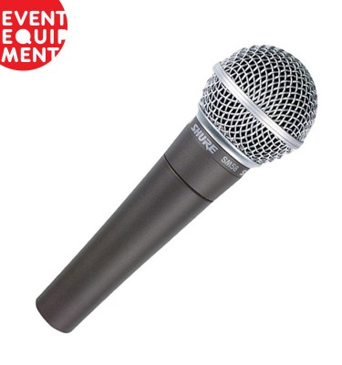 Shure-SM58-Mic-Hire
