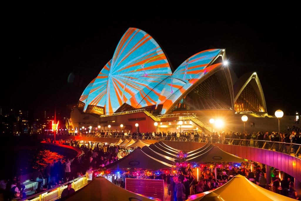 AV Hire - Vivid Sydney