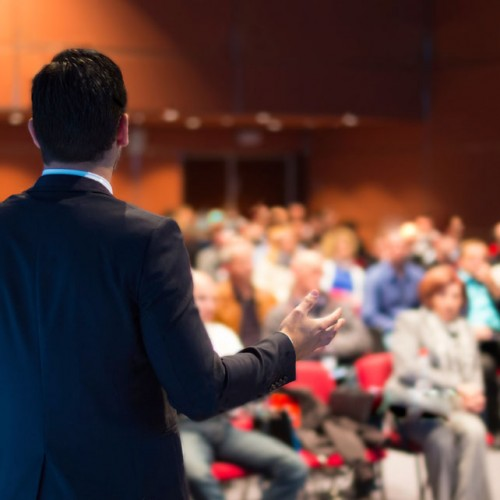 AV hire equipment for conferences in Melbourne and Sydney.