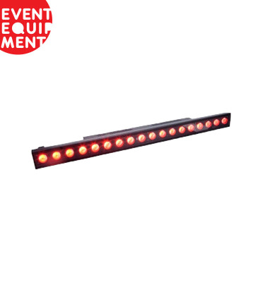 LED QuadBar RGBW hire in Melbourne and Sydney.