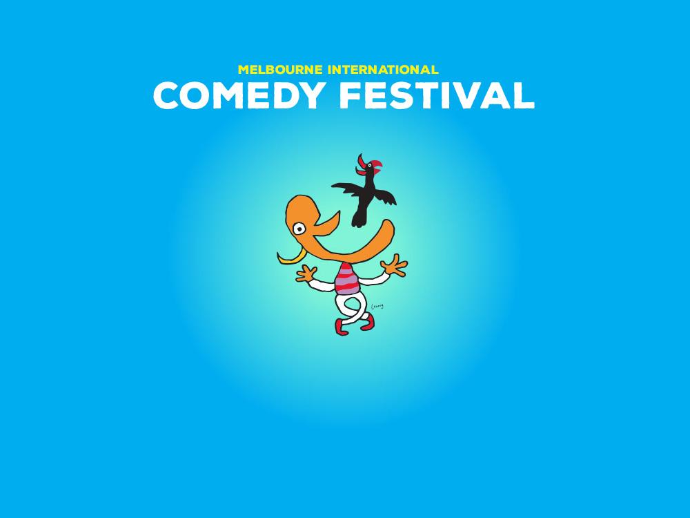 Melbourne International Comedy Festival lighting hire.