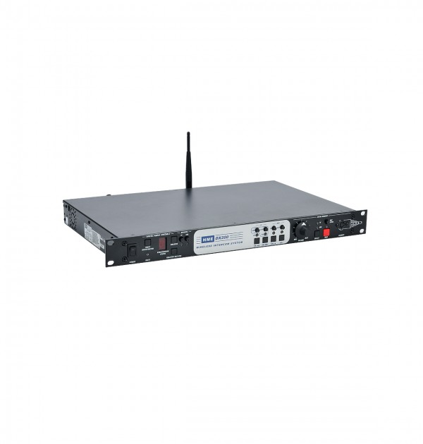 Hme Dx200 Talkback System With Headset Event Equipment