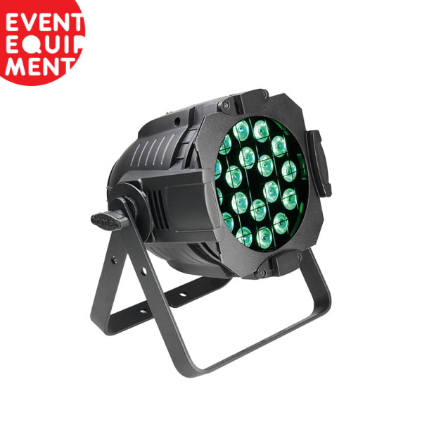Multipar RGBW Light Hire in Melbourne and Sydney.