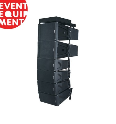 Hire a line array in Melbourne and Sydney.