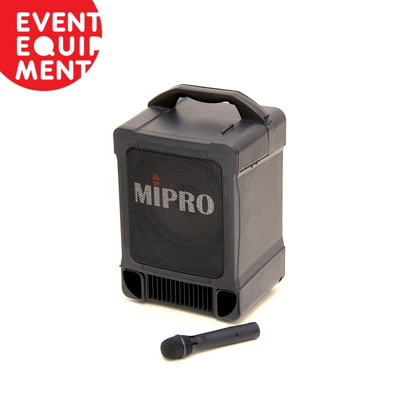 Mipro Portable Speaker Hire Event Equipment