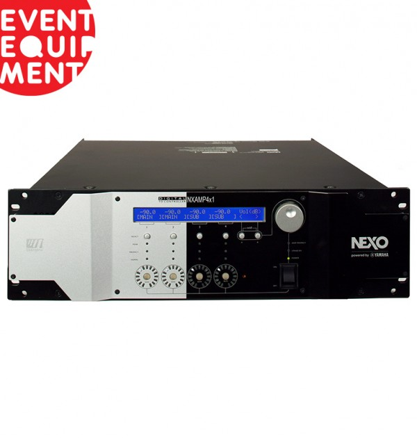 Hire Amplifiers in Melbourne and Sydney