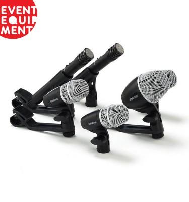 Shure-PGDMK6-Dum-Mic-Kit