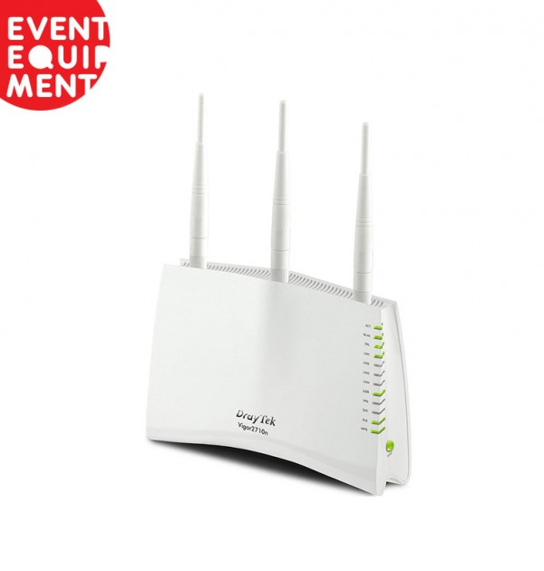 Hire WiFi ADSL Modem-Router