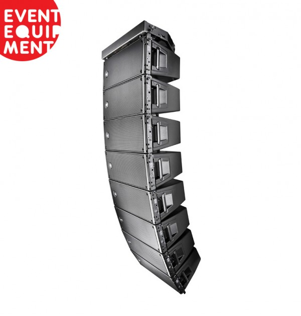 Line Array Hire in Melbourne and Sydney